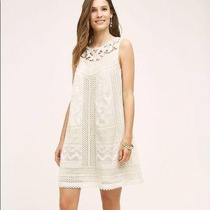 NWT Anthropologie Vanessa Virginia Swing Dress Sz4